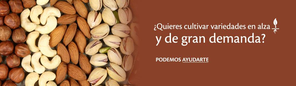 ¿Quieres cultivar variedades en alza y de gran demanda?